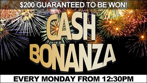 Cash Bonanza Pokie Game Show Caloundra