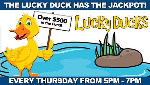 Pokie Game Show Lucky Ducks Caloundra The Waves
